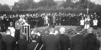 britse militaire begraafplaats valkenswaard